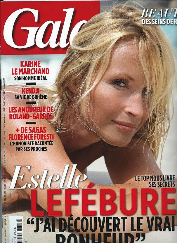 GALA France June 2015 - ADELINE GERMAIN